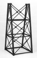 HOn3 Tall Steel Viaduct Height Extension, Tower Or Two Bents