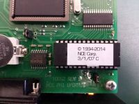 EPROM 5 amp System Firmware Upgrade Chip